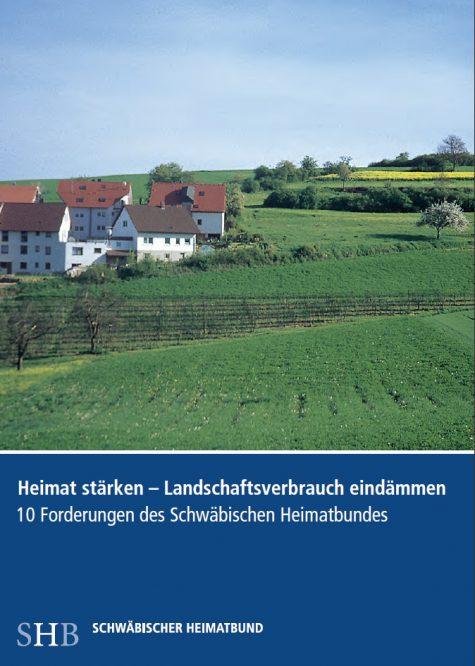 Titelbild einer Broschüre