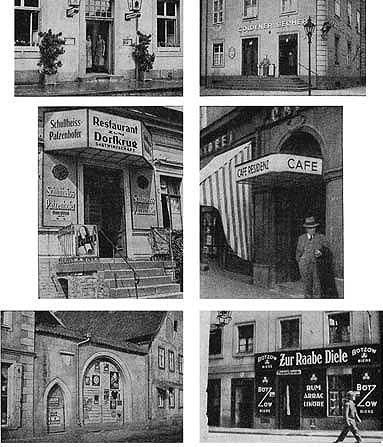 Fotos von Fassaden