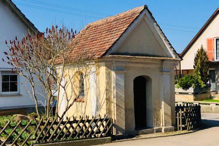 Kleine Kapelle Außenansicht
