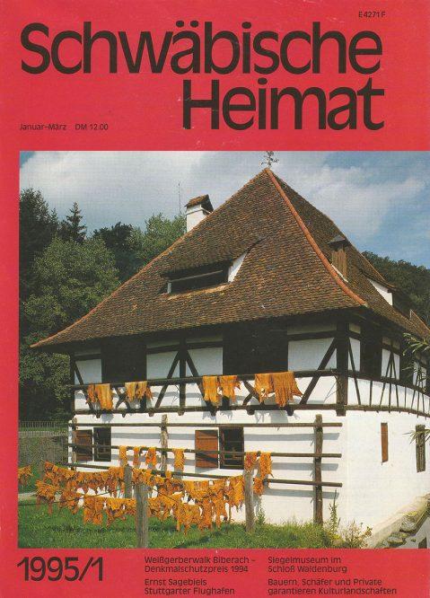 Titel einer Zeitschrift