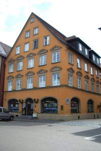 bürgerliches Stadthaus