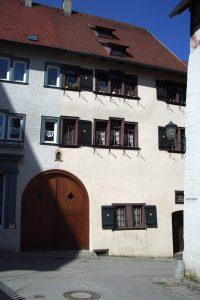 historisches Stadthaus