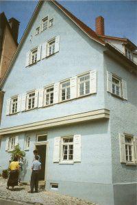 kleines historisches Stadthaus