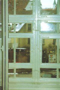 Detail eines Fensters