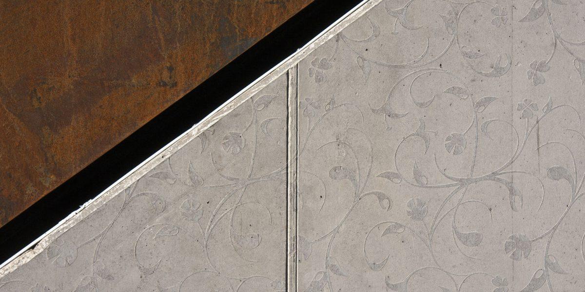 Wandlemente aus Stahl und Beton