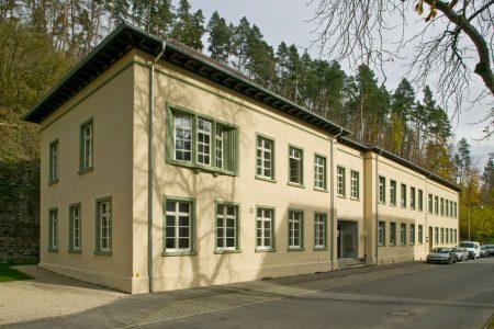 Außenansicht eines Gebäudes