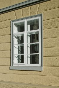 Fenster von außen