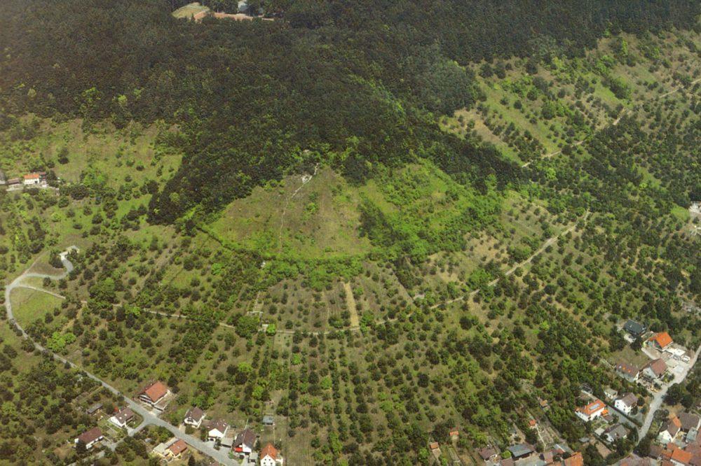 Luftaufnahme einer Landschaft