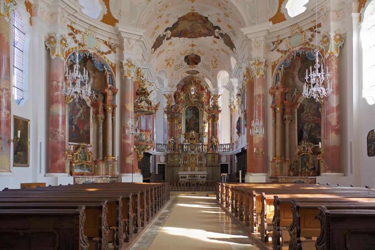 Kirchenentdeckungen im westlichen Donauried – am Unterlauf von Brenz und Günz