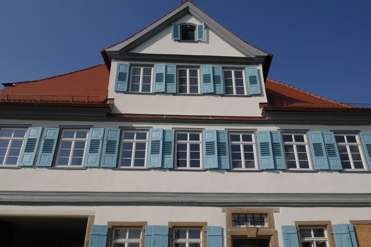 Das Hölderlinhaus in Lauffen a.N.