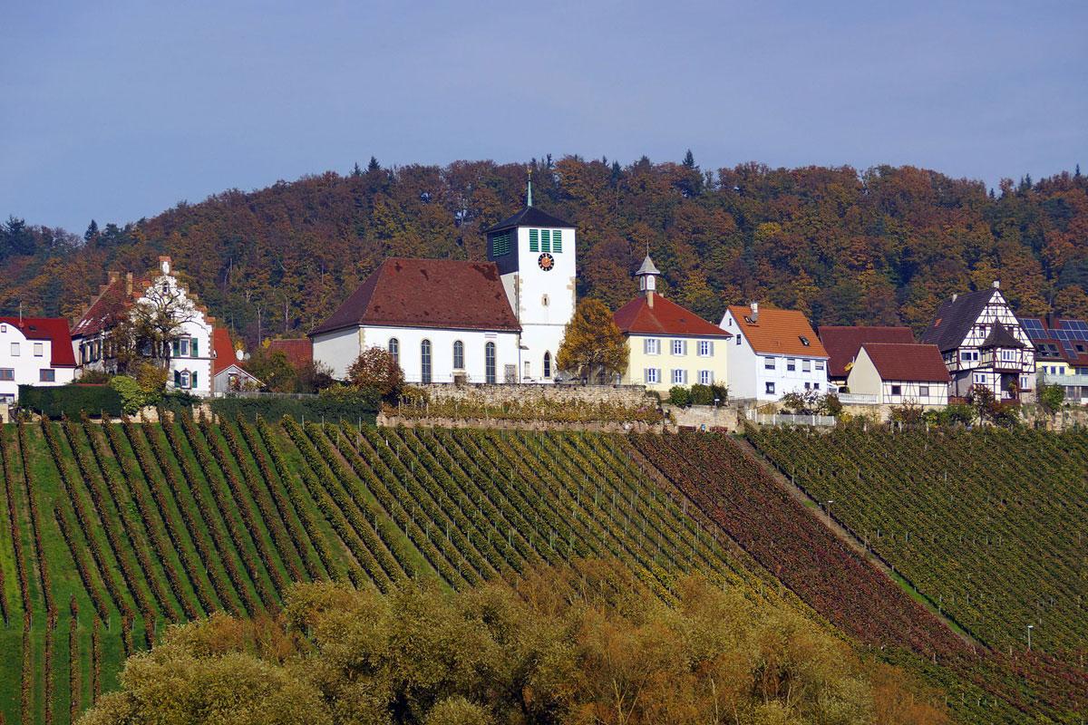 Historischer Rundgang Hohenhaslach