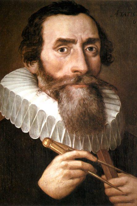 Portrait eines bärtigen Mannes