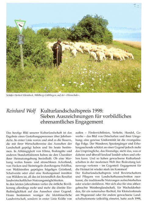 erste Seite eines Zeitschriftenbeitrags