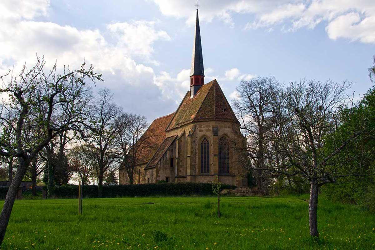 Wallfahrt und Marienverehrung in der Liebfrauenkirche in Lienzingen