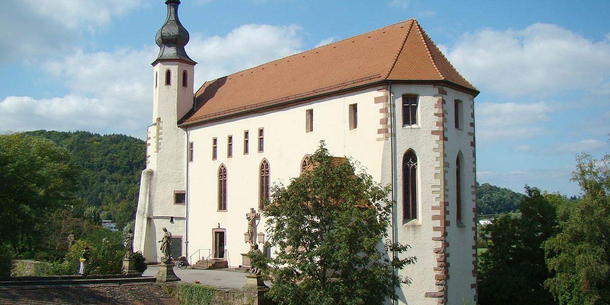 Kapelle mit Turm
