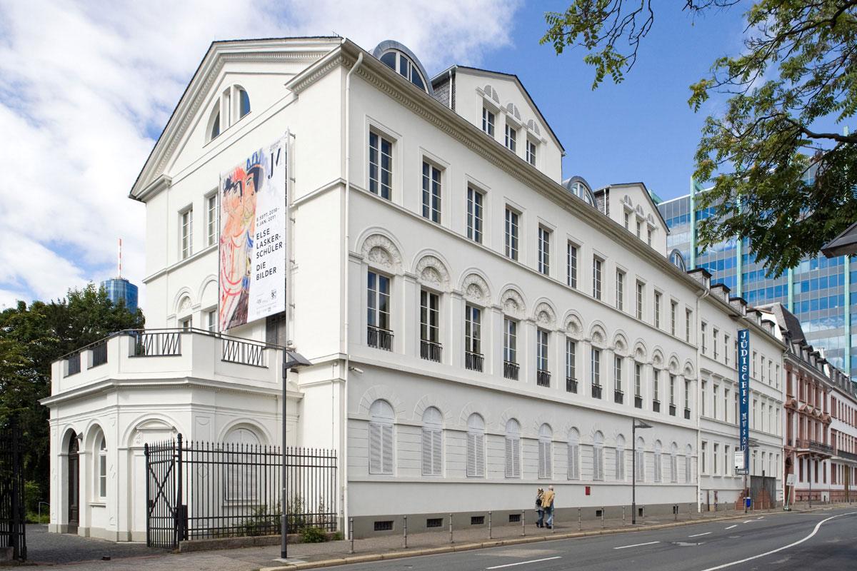 800 Jahre jüdisches Leben in Frankfurt am Main