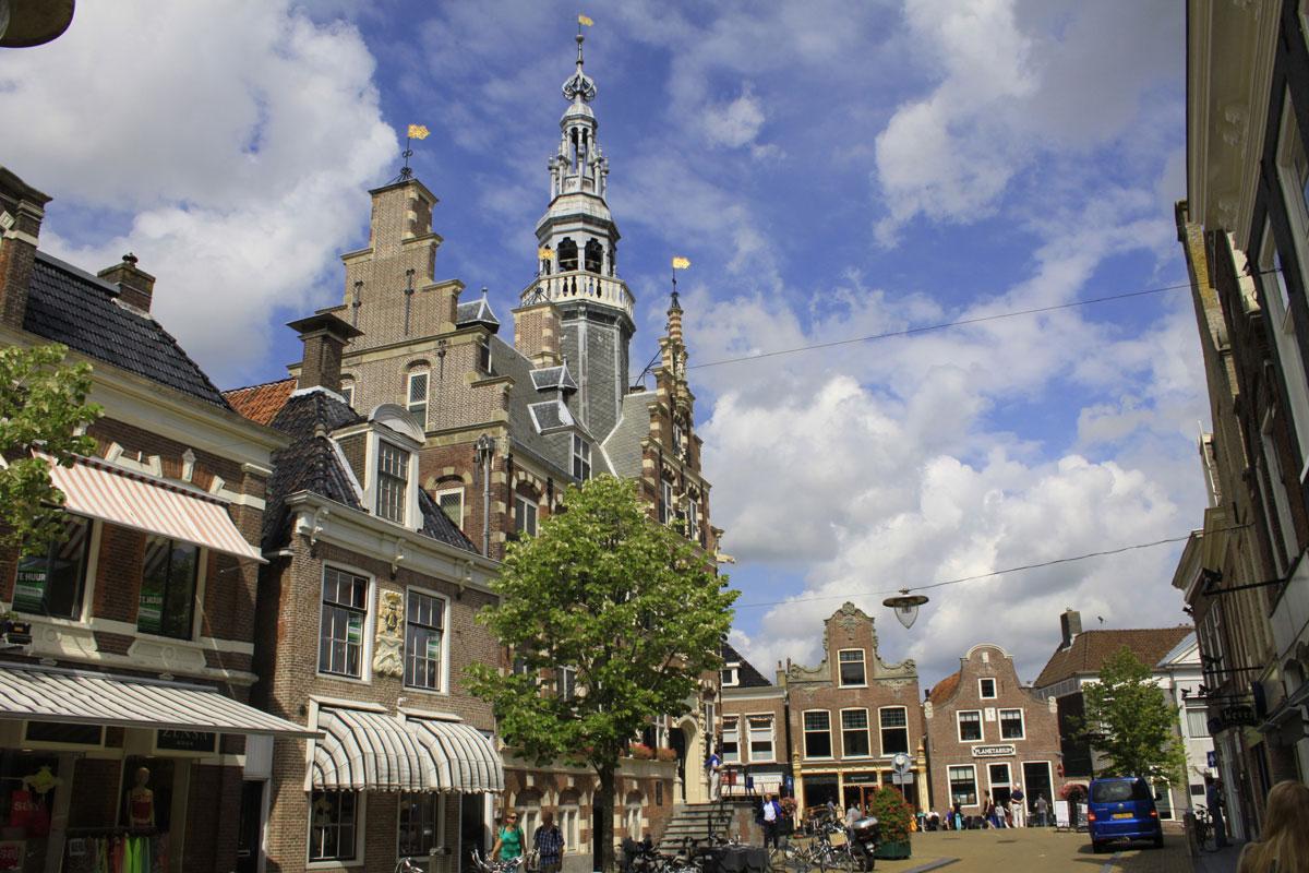 """""""Das beste Land der Welt"""": Der 'Kopf' von Overijssel, die Provinz Friesland und die Insel Texel"""