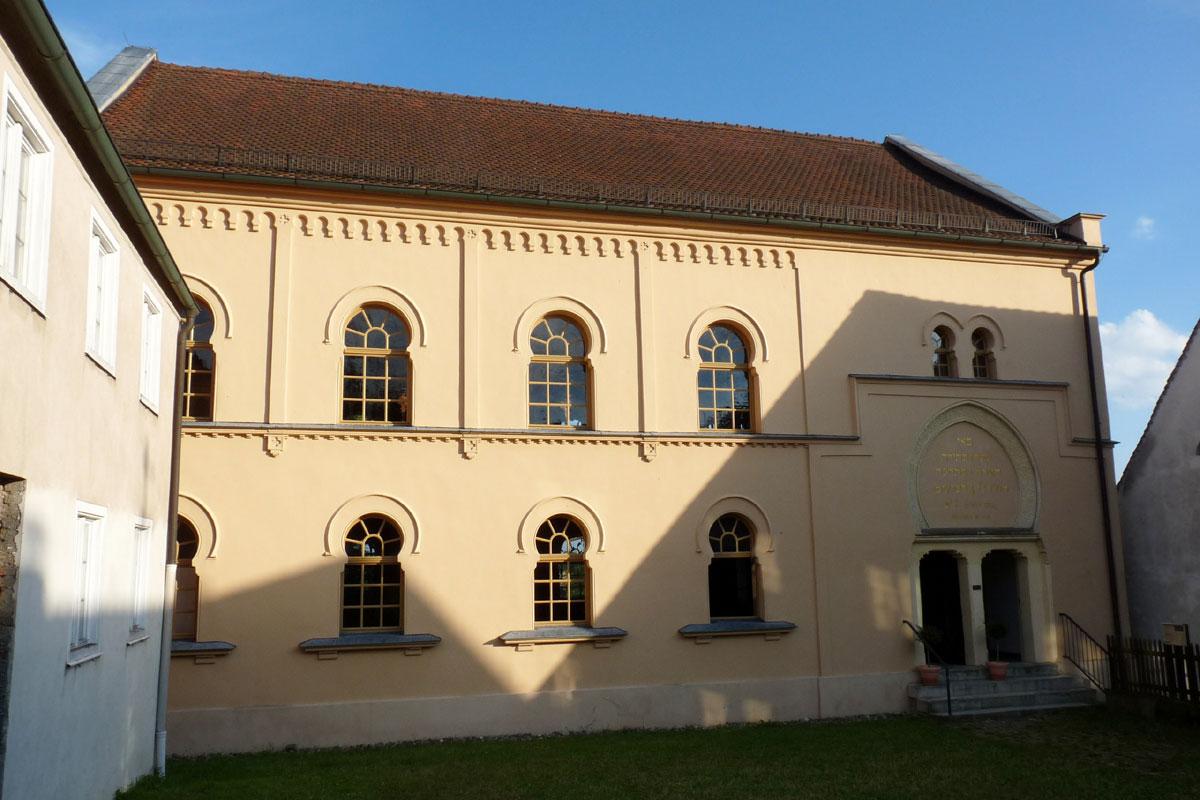 Jüdische und christliche Baudenkmäler im Nördlinger Ries