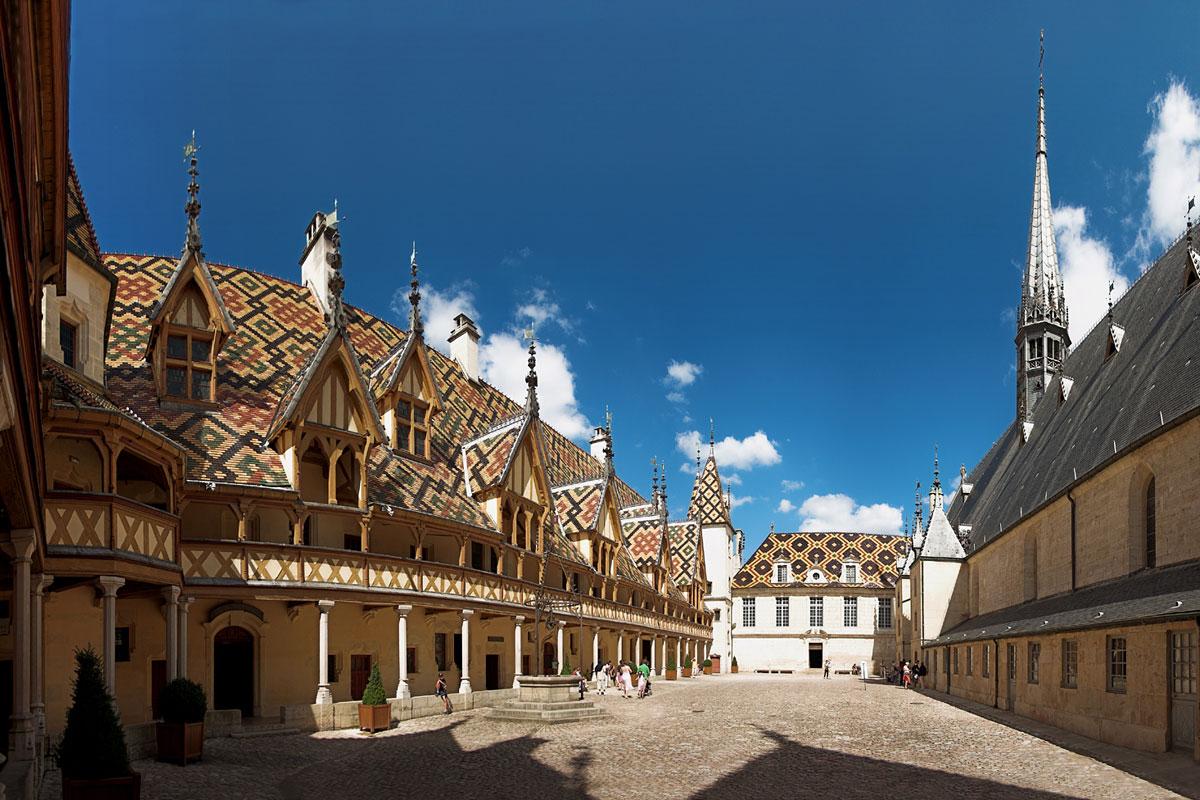 Burgund – das reiche Erbe der Herzöge