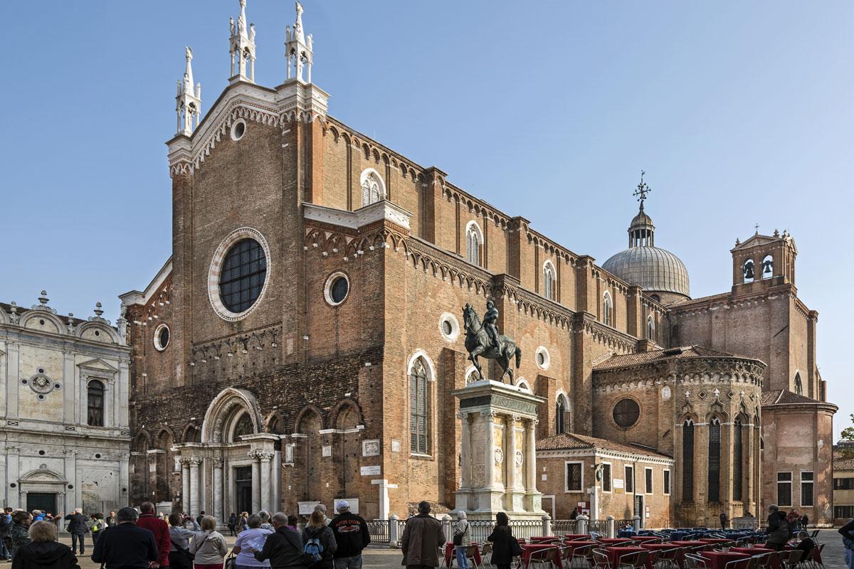 Wie Venedig wurde, was es heute ist