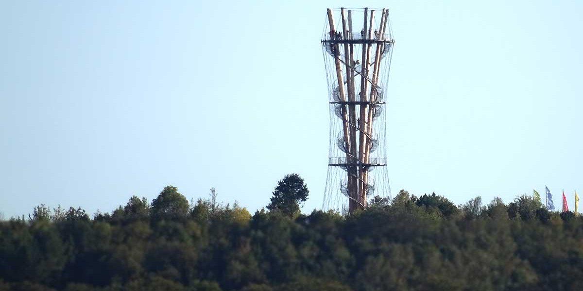 Schönbuchturm aus der Ferne