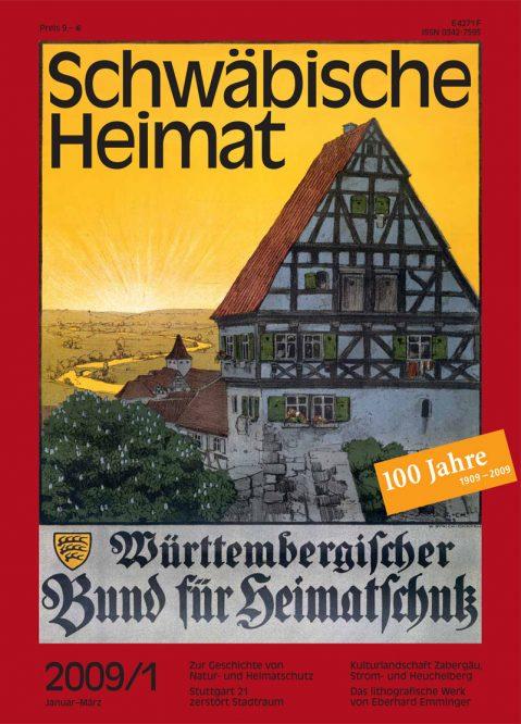 Titelbild der Ausgabe 2009/1