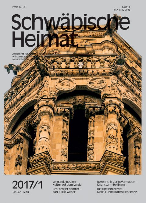 Titelbild der Ausgabe 2017/1