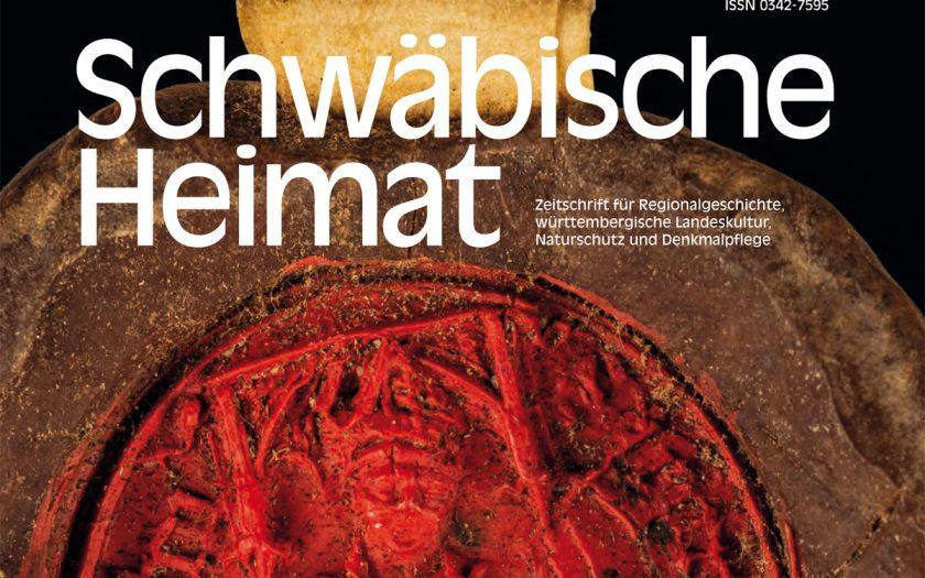 Ausschnitt aus dem Titelbild einer Zeitschrift