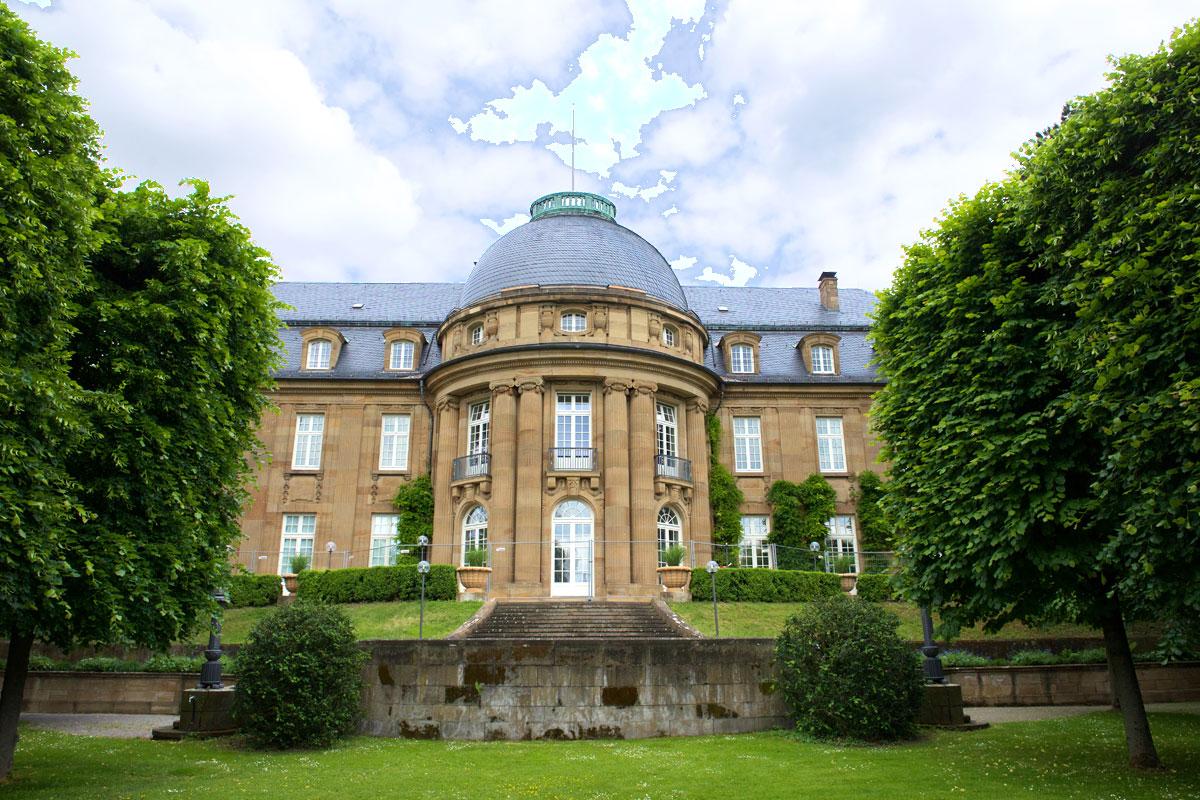 Villa Reitzenstein in Stuttgart