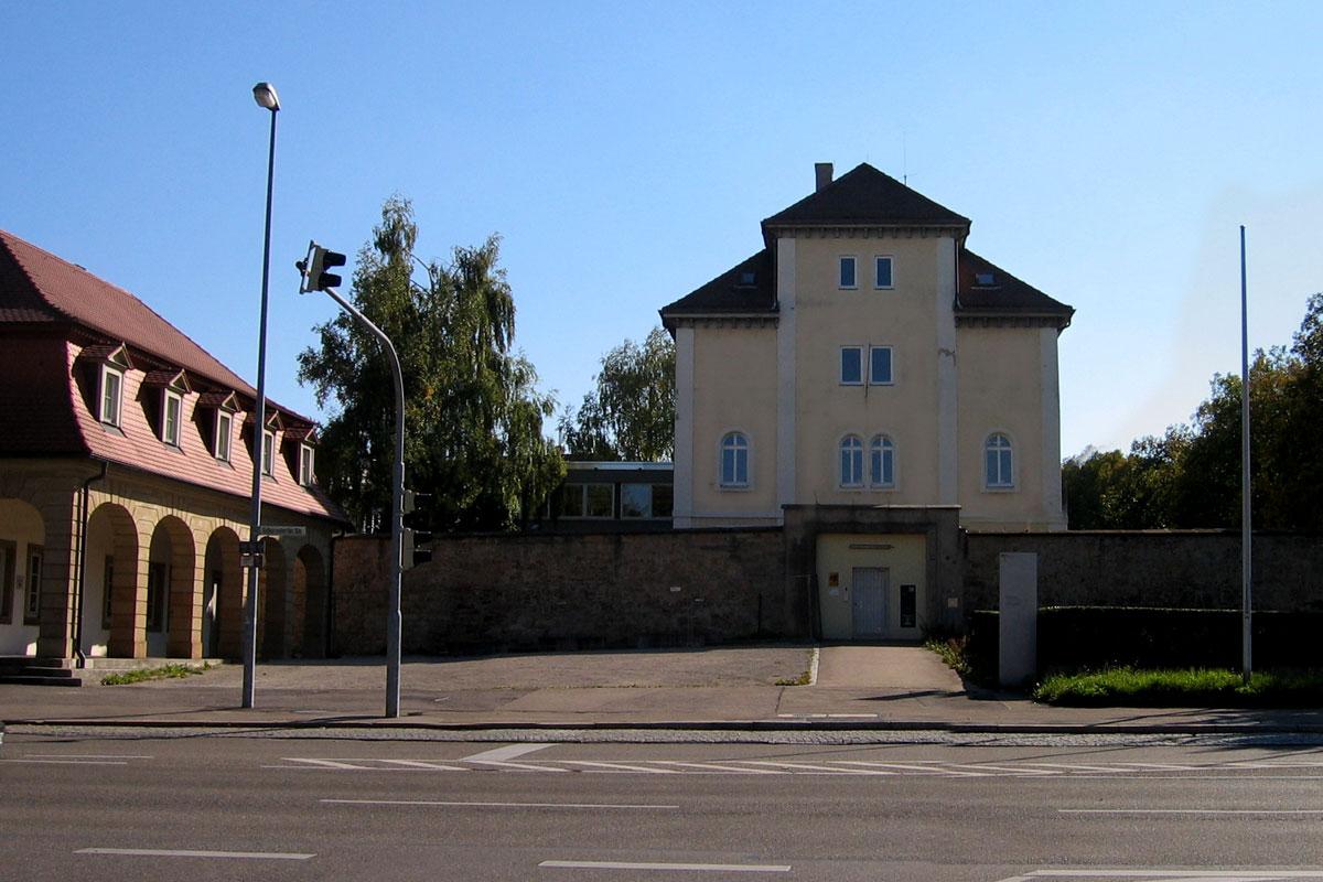 Zentrale Stelle zur Verfolgung von NS-Verbrechen in Ludwigsburg (abgesagt)