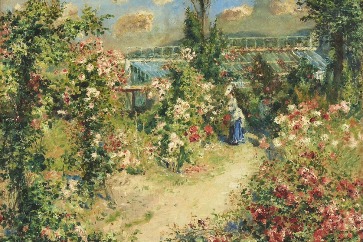 Mit allen Sinnen. Französische Malerei des Impressionismus