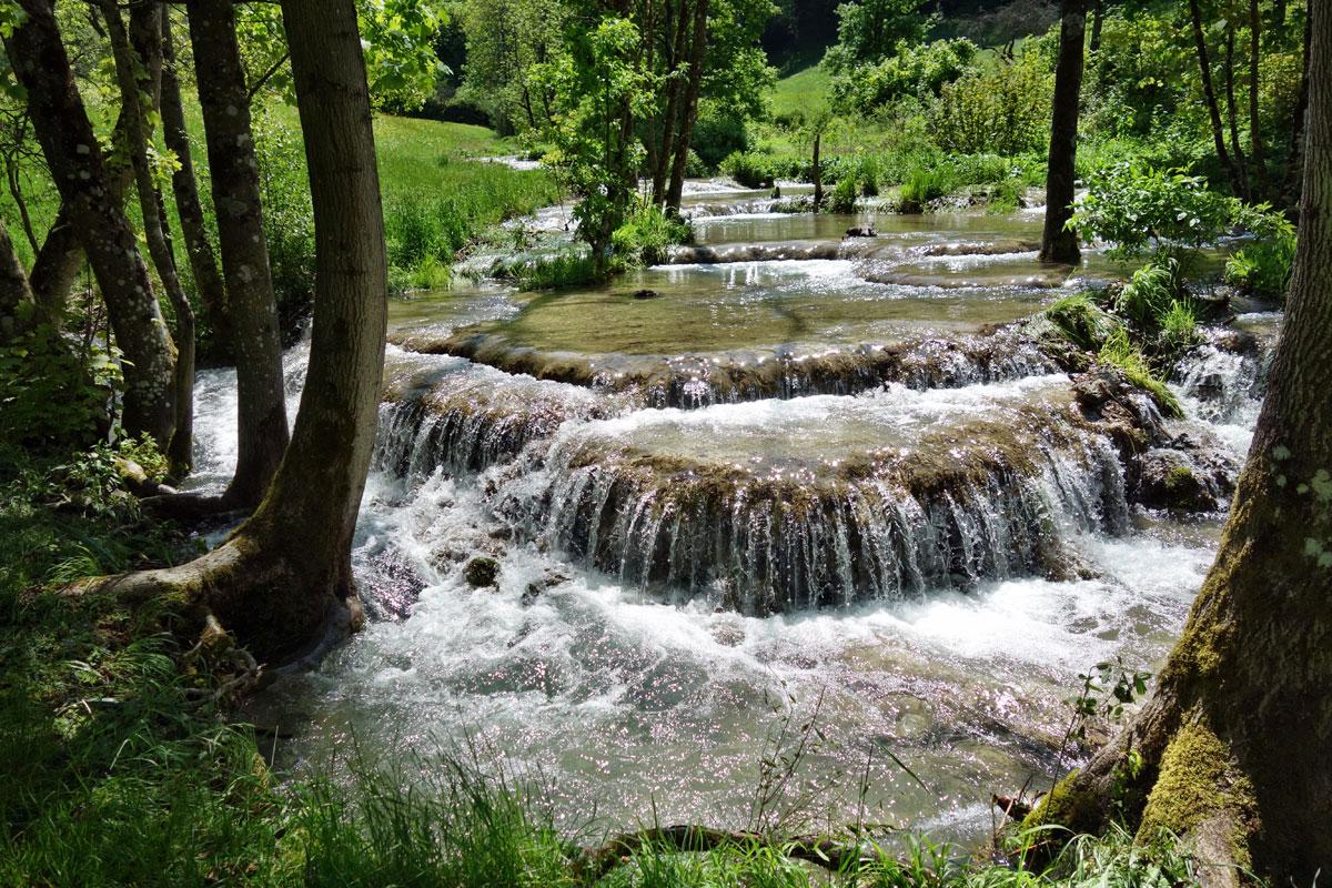 Die Bedeutung der Wasserkraft im mittleren Lenninger Tal