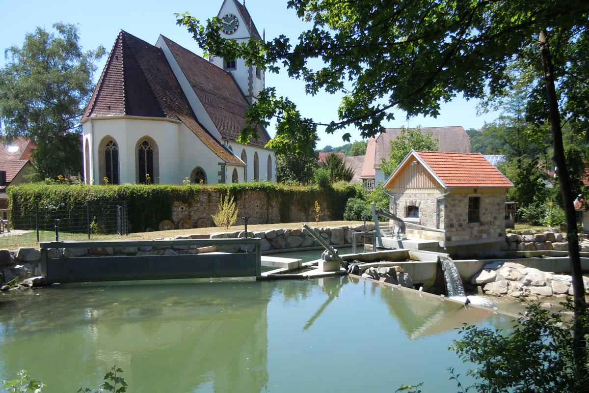 Historisches Neckartenzlingen