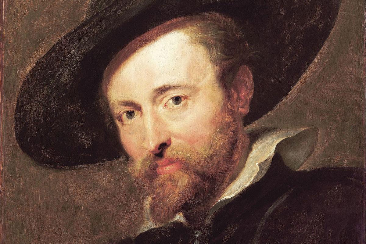 """Becoming Famous - Peter Paul Rubens"""