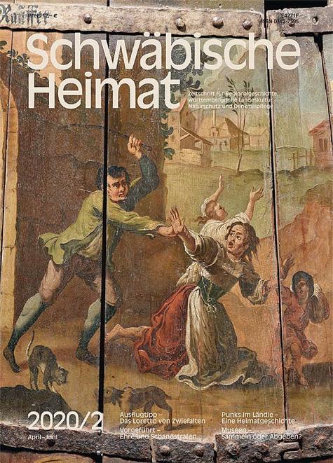 Titelbild der Ausgabe 2020/2